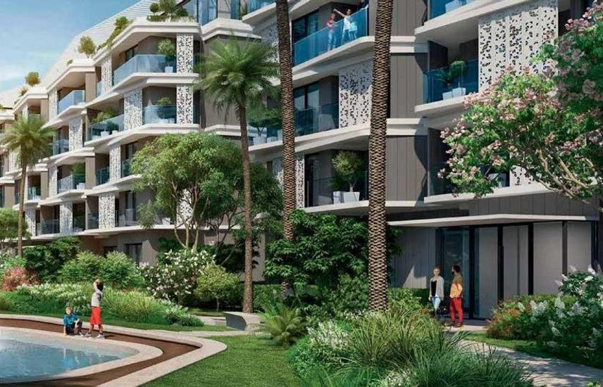 Apartment for sale in Badya Palm hills