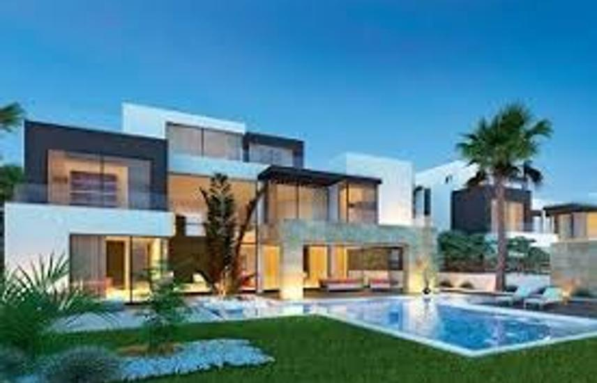 Own your villa in 4g city over 12 years