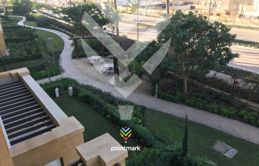 Gِround Apartment Garden for Sale at Uptown Cairo