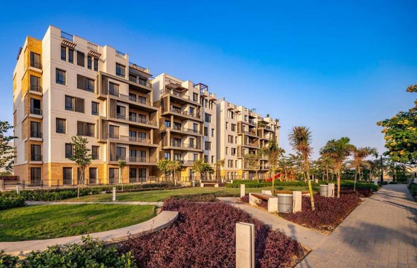 Penthouse for sale in Eastown Compound New Cairo