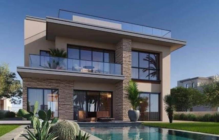 Twin-House in The Esatates Sodic 5%Payment over 8y