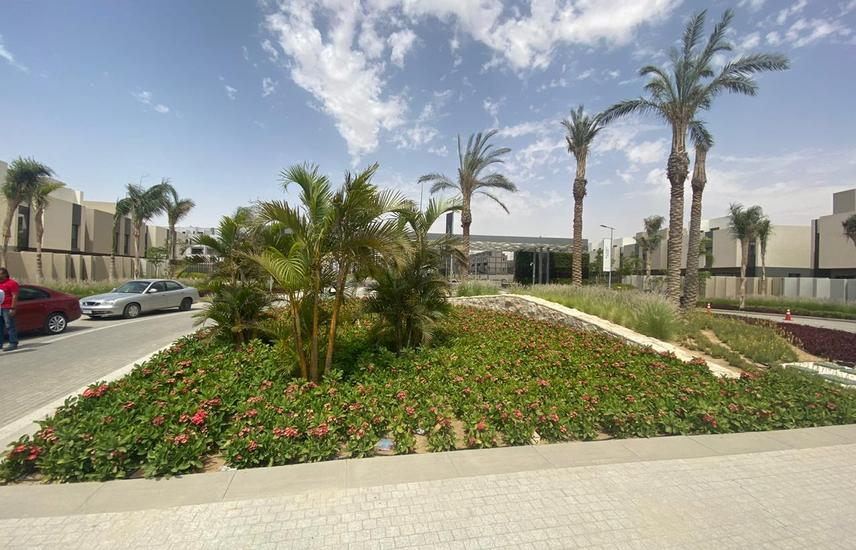 Townhouse AL Burouj Fully Finished Prime Location