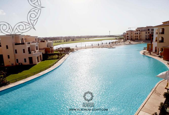 Penthouse | Direct lagoon View | Marassi |Emaar