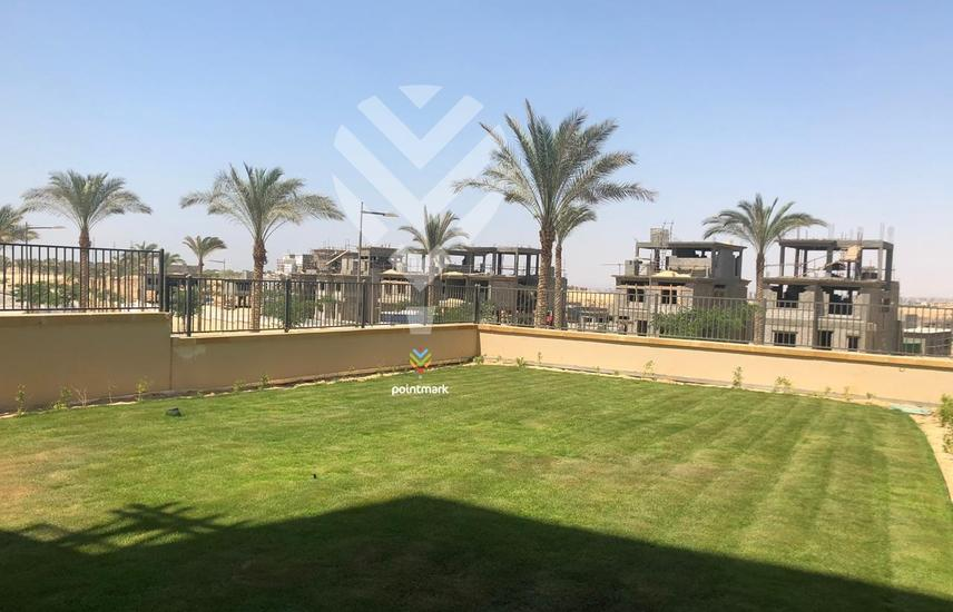 Apartment for sale ground floor with garden 185 m