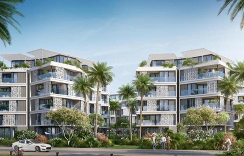 3bedroom apartments in badya palmhills