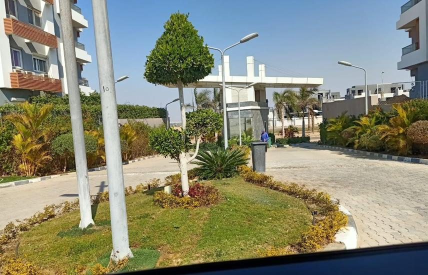 Ground apartment with garden in Zayed regency for sale in sheikh zayed