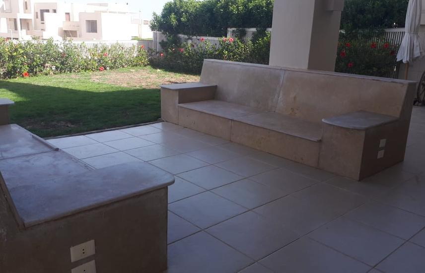 Hacienda bay-chalet ground-furnished-bahary-3 bds.