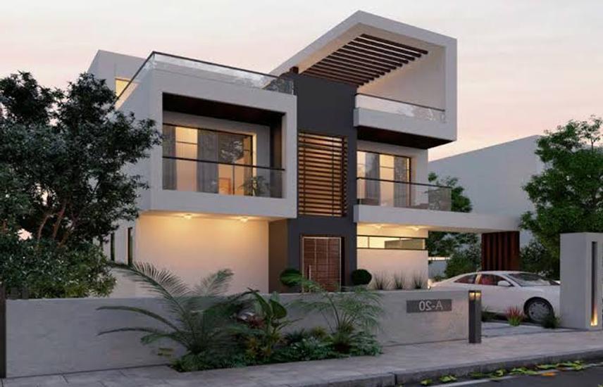 villa in sodic shiehk zaid 291m