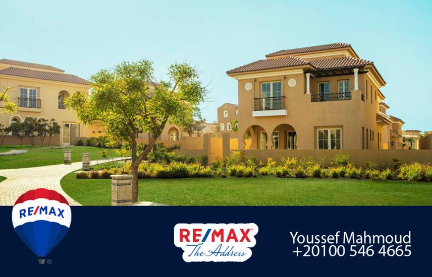 villa 274 meter for sale in Hyde Park New Cairo