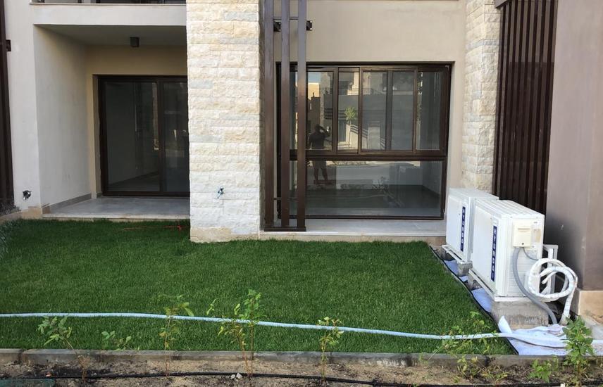 marassi ground chalet with garden for sale