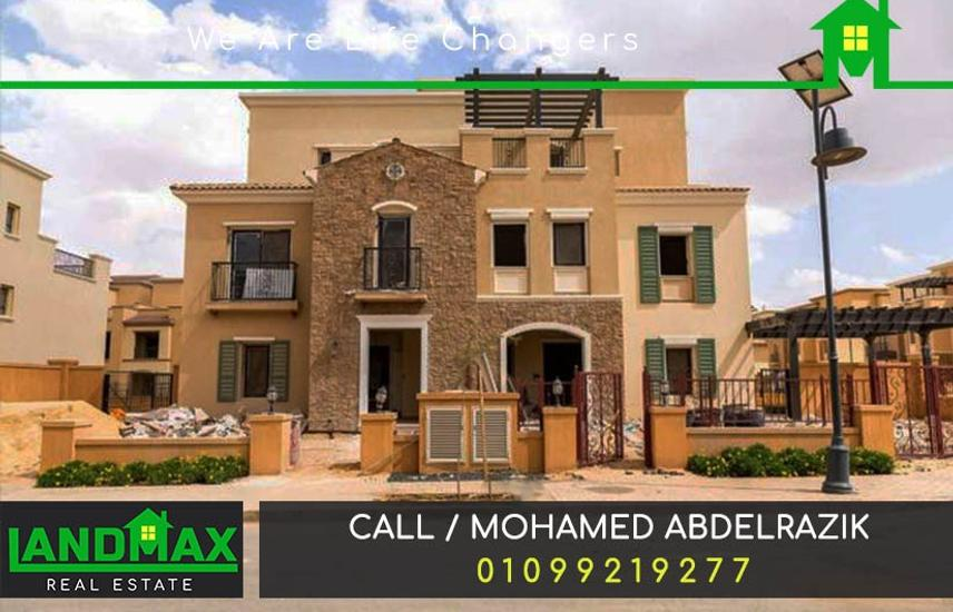 Townhouse 260M garden view for rent
