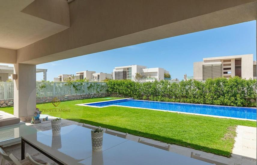 Villa Hacienda  Fully finished  16,500,000