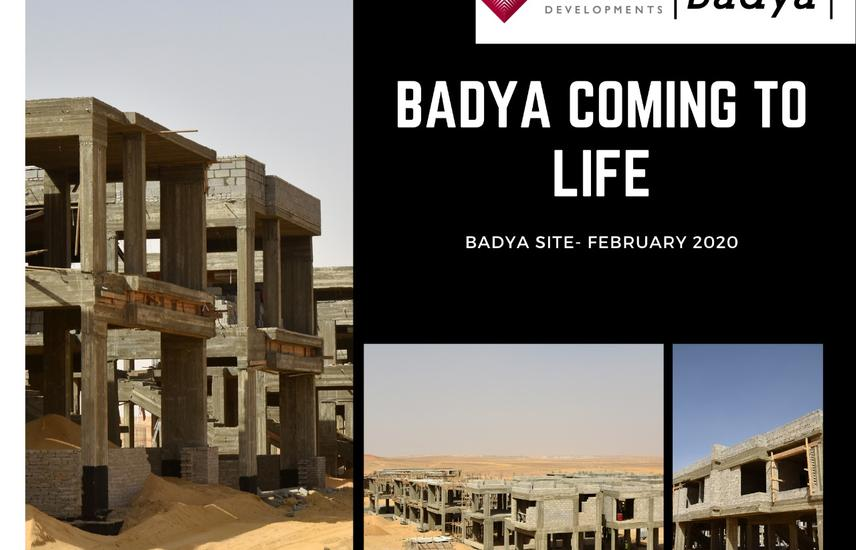 Apartment for sale at Badya Palm Hills October