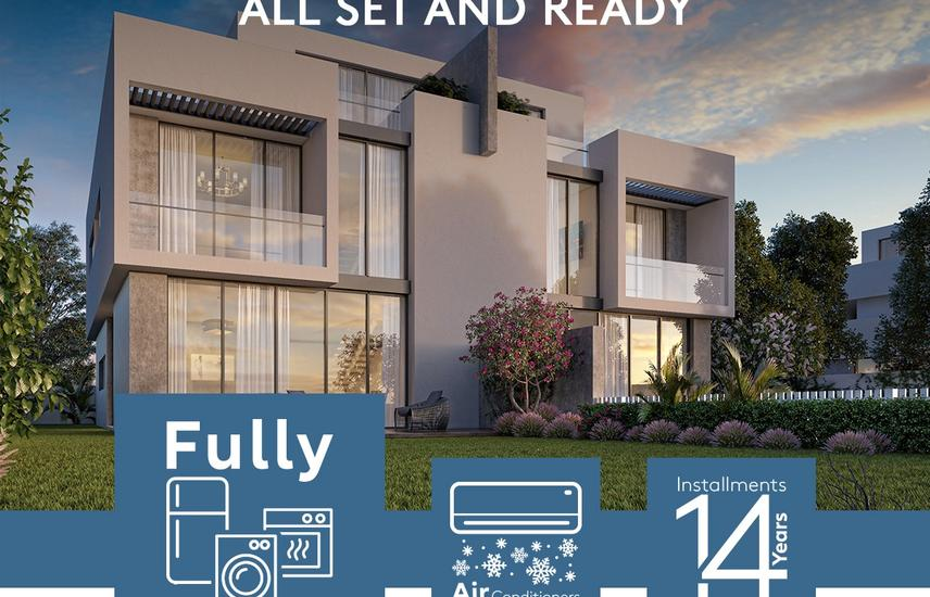 standalone villa 375m fully finished on 14 years