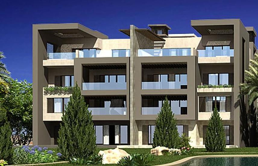 Cliff Residence Sky Loft Duplex In New Giza / Sale
