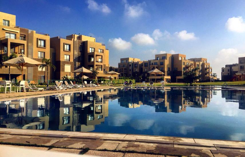 Apartment ground with garden for sale - Palm Parks