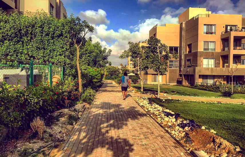 Duplex for sale ground with garden - Palm Parks