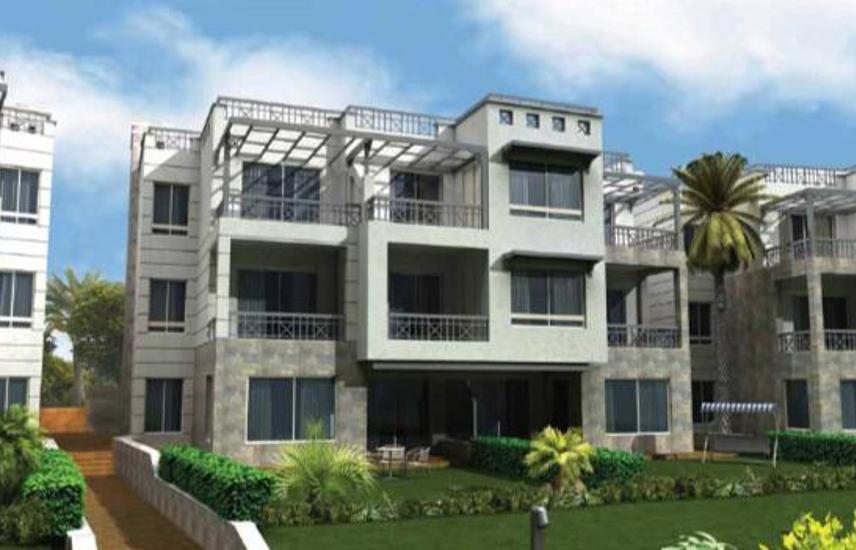 Ein Bay El Sokhna Chalet + Roof