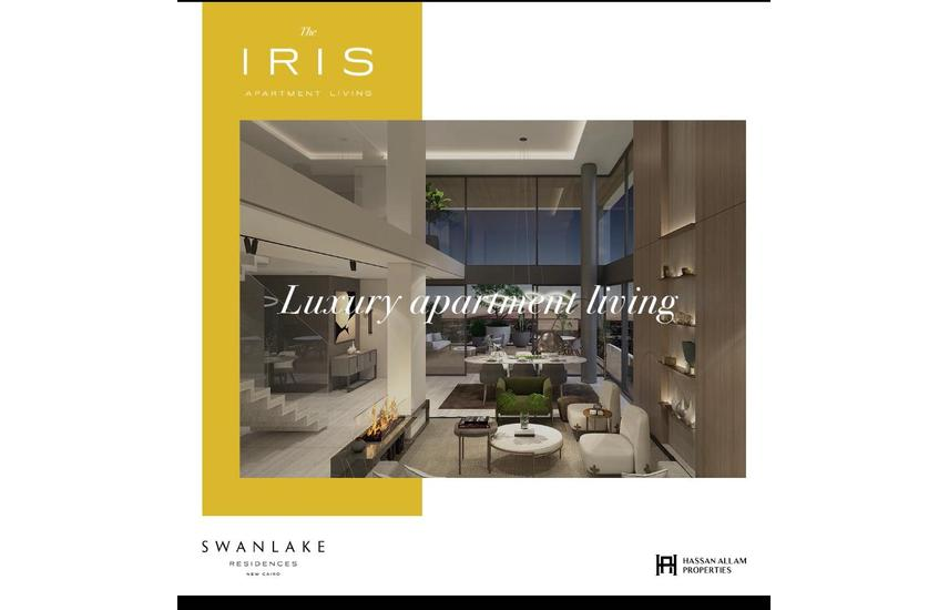 Prime location apartment for sale in swan lake