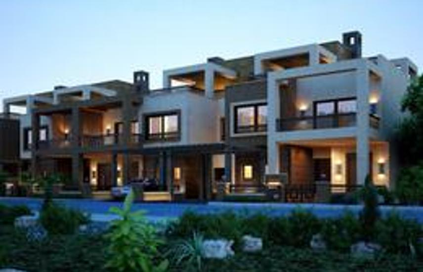 Corner Town House for Sale In New Giza The Grove