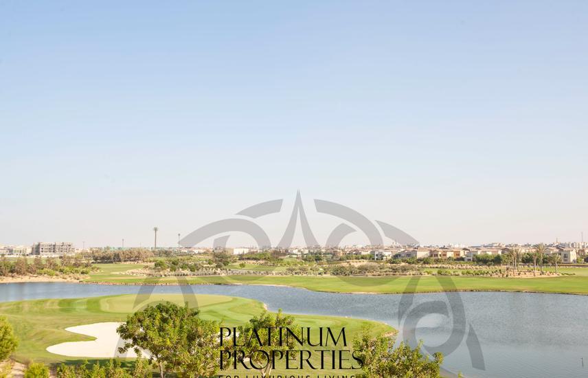 Villa|Golf and Lake View|Prime Location|installments