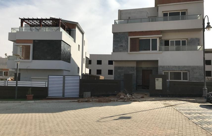Villa for sale, semi finished, Zayed Dunes, Sheikh Zayed
