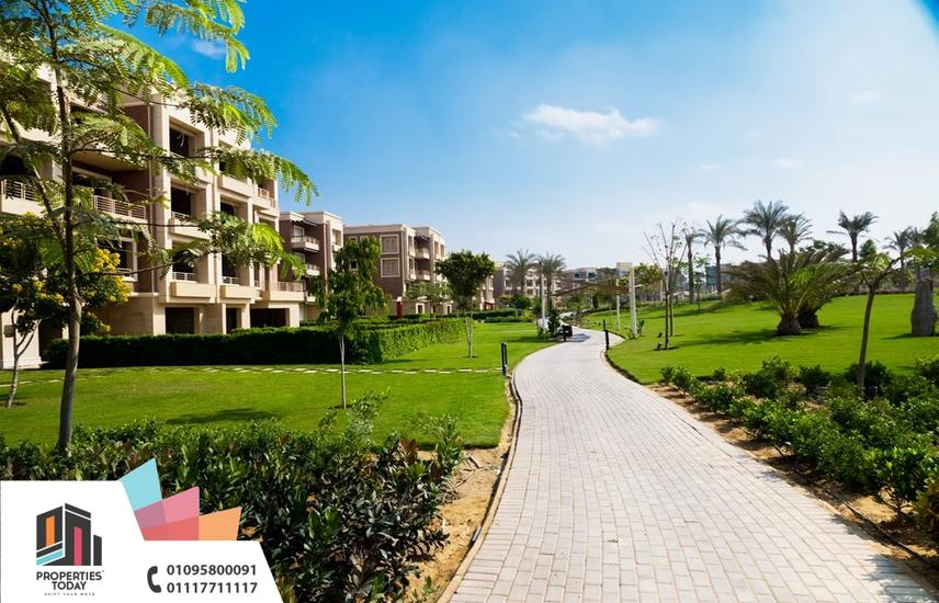 Finished Apartment Resale In New Giza Carnell Park - Flash property