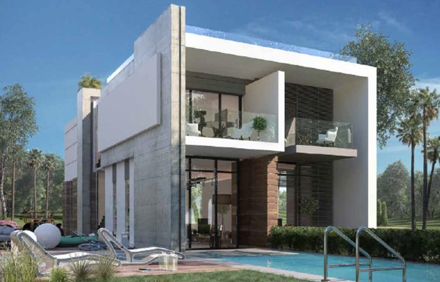 Chalet 150 M Ground Floor In La Vista Ras El Hikma