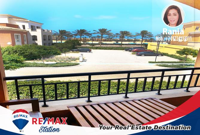 Furnished Chalet for rent in Marassi sea view.