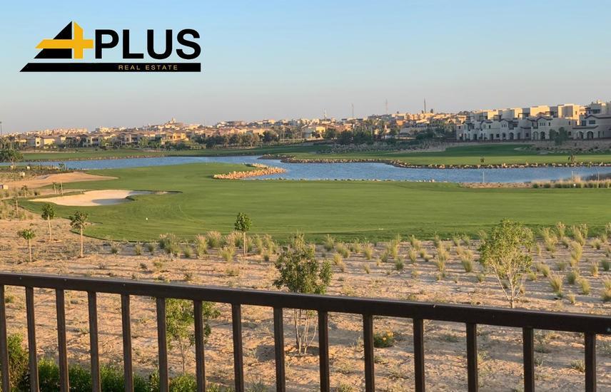 furnished villa400m.on golf&lake-instalment-Marasi