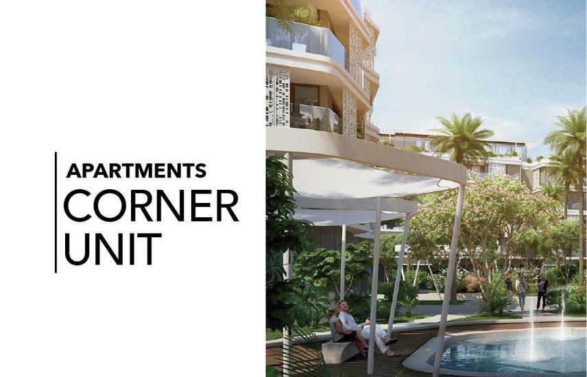 Badya Palm hills Apartments 105sqm+40Garden 2.5%DP