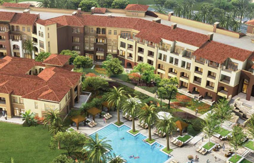 Apartment for sale in Address Golf Hotel