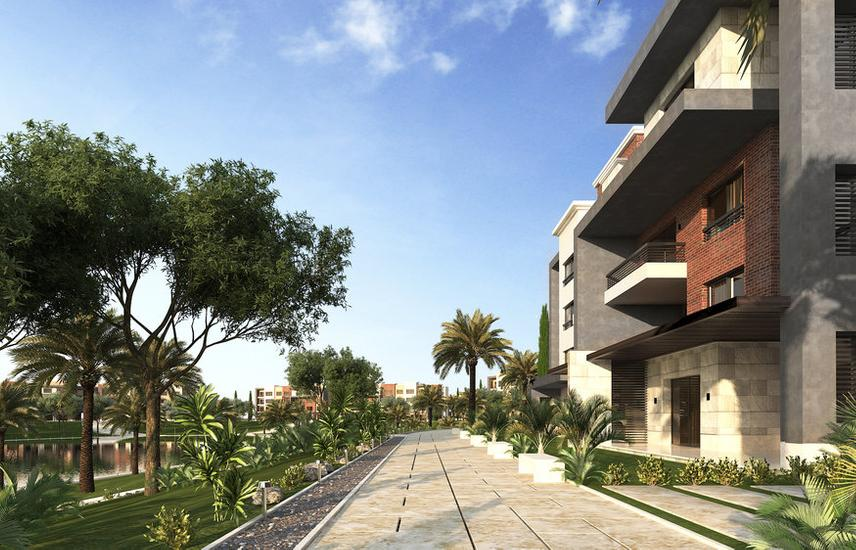 Apartment 241sqm For Sale In New Giza Amberville