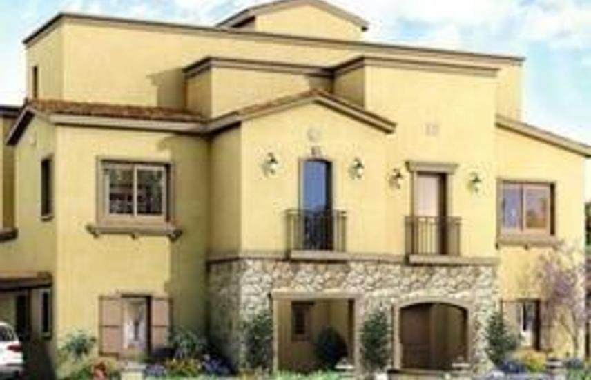 Twinhouse for rent at mivida
