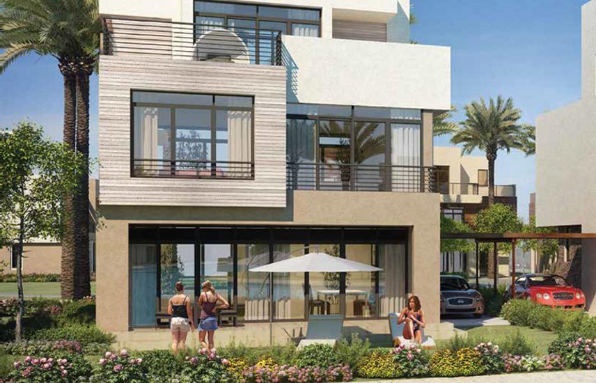 Villa For sale in Marassi Blanca 14M Direct Lagoon