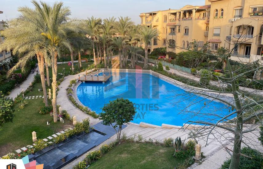 luxury Apartment 171m Pool View Resale - City View