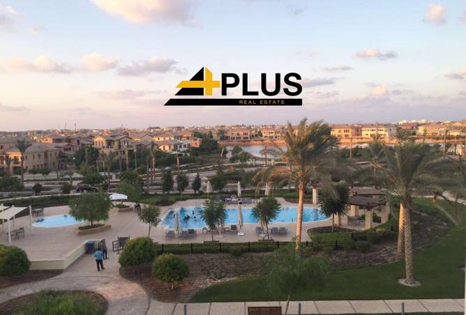 penthouse for sale 274m. sea &lagoon view-Marassi