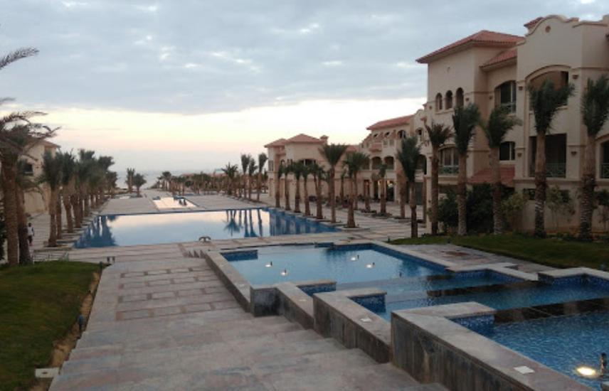Chalet for Sale in La Visata 6 Al Ain Al Sokhna