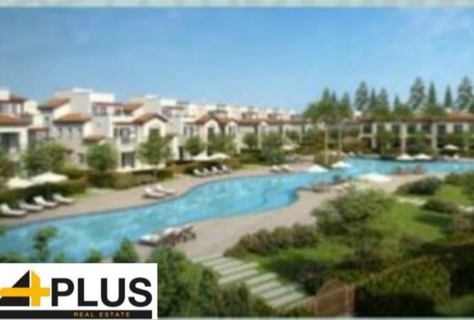 Chalet for sale 73m. landcsape view-Marassi-Marina
