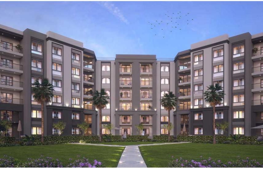 Duplex Garden Bahary Hyde Park Installments