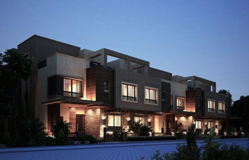 Town house with hot price for sale n NEW GIZA 340m