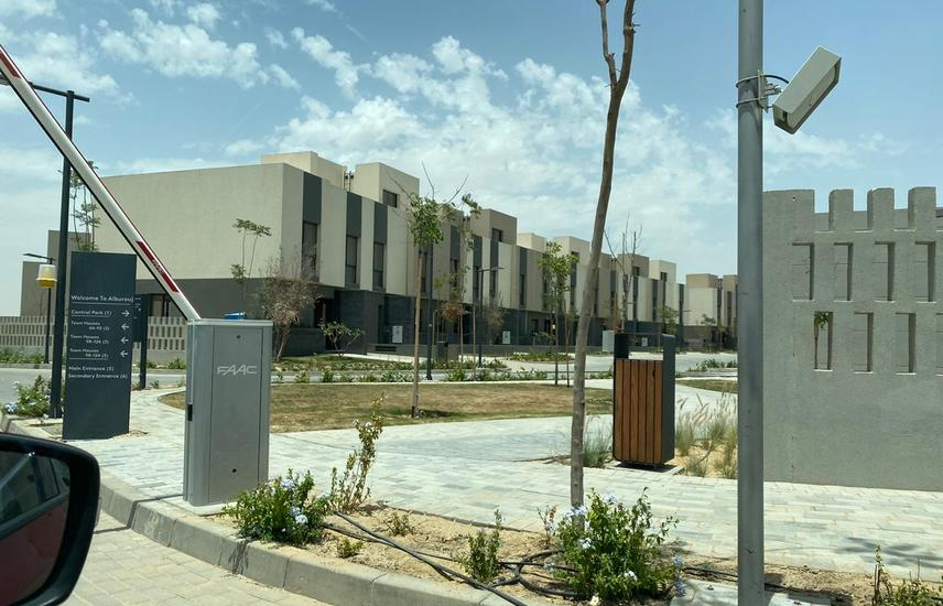 Town House In Al Burouj Fully Finished Delivered