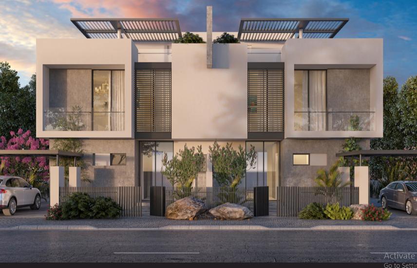 Twin house for sale in Al burouj - Al shorouk