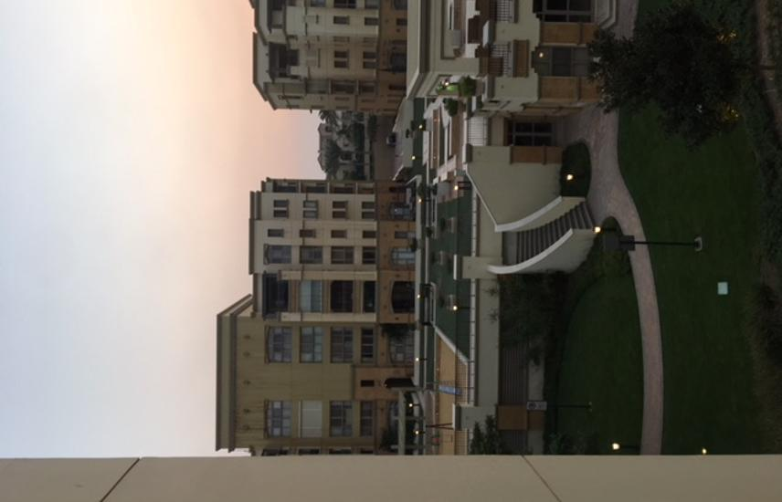 Uptown Cairo-Pool View Finished with ACS