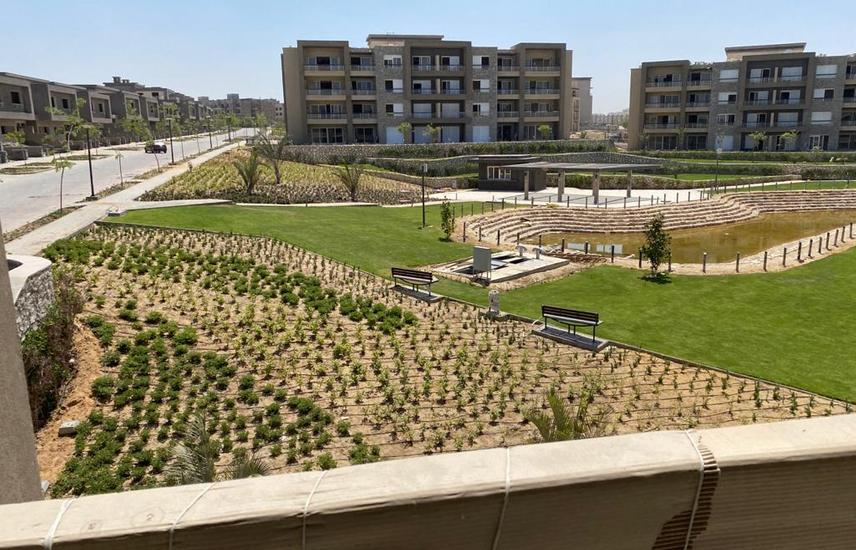 Apartment Fully Finished in New Giza View Lake