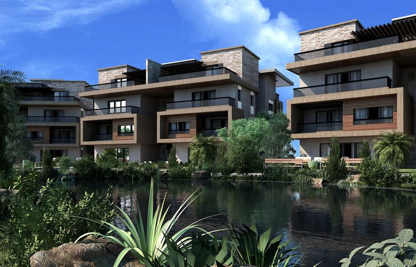 Duplex for sale at new giza with installments 345m