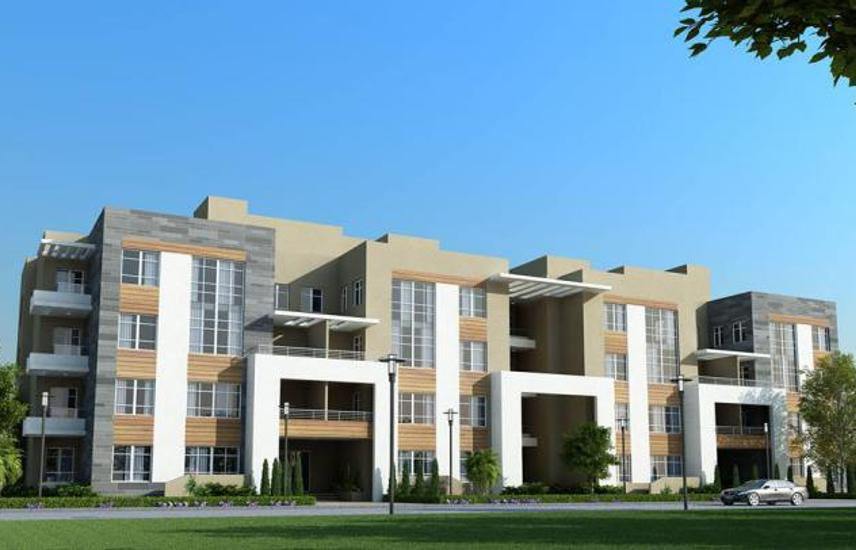 Fully finished apartment with special price