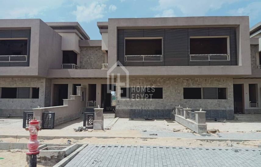 Open View Townhouse For Sale Ivory Hill New Giza