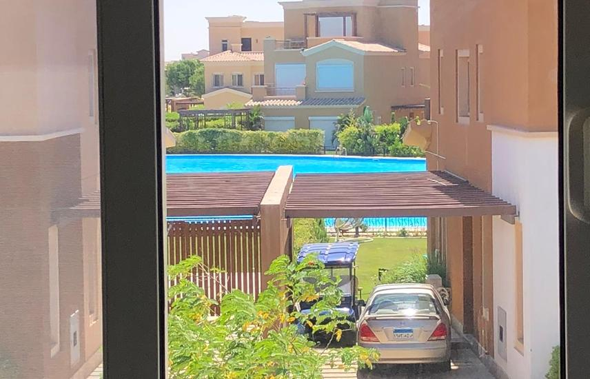 twin house for sale in marassi fully furnished