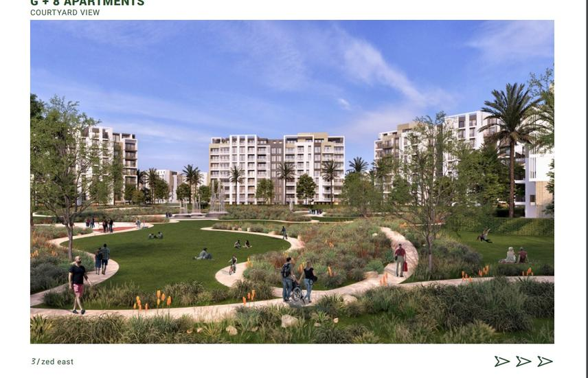 Apartments for sale in ZEdEast finishin,Over10year